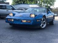 1990 Chevrolet Corvette Base