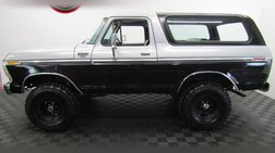 1978 Ford Bronco V8 AUTO AC PS PB!