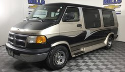 2000 Dodge Ram Van Conversion
