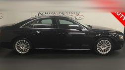 2013 Audi A8 4.0T quattro