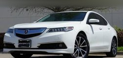 2017 Acura TLX SH-AWD V6 w/Advance