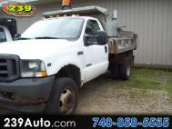 2003 Ford Super Duty F-450 Reg Cab 141