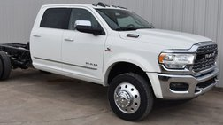 2019 Ram Limited 4WD Crew Cab Chassis Cab