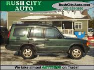 2002 Land Rover Discovery Series II SD