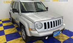 2013 Jeep Patriot Sport