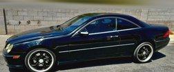 2004 Mercedes-Benz CL-Class CL 600