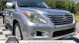 2009 Lexus LX 570 Base