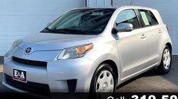 2013 Scion xD 5-Door Hatchback 4-Spd AT