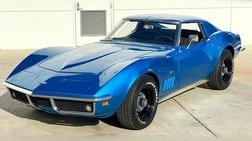 1969 Chevrolet Corvette T Top 4 Speed
