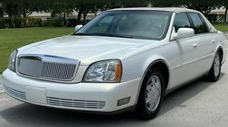 2005 Cadillac DeVille Sedan 4D