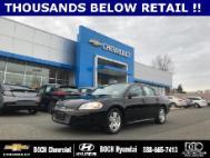 2015 Chevrolet Impala Limited LT Fleet