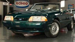 1990 Ford Mustang 7-Up Edition, Convertible