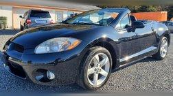 2007 Mitsubishi Eclipse GT Spyder