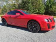 2010 Bentley Continental Supersports Base