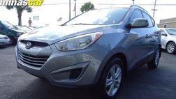 2011 Hyundai Tucson Limited