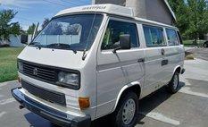 1987 Volkswagen Vanagon CAMPMOBILE