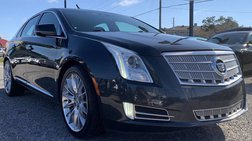 2013 Cadillac XTS Platinum Collection