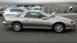 2001 Chevrolet Camaro Base