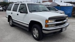 1998 Chevrolet Tahoe Base