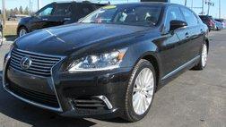 2017 Lexus LS 460 L