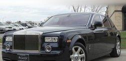 2010 Rolls-Royce Phantom Base