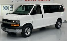 2013 Chevrolet Express LT