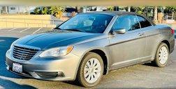 2012 Chrysler 200 Convertible Touring