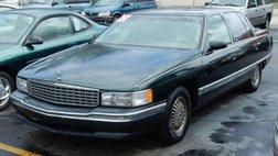 1995 Cadillac DeVille Base