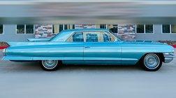 1962 Cadillac DeVille Coupe DeVille
