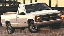 1998 Chevrolet C/K 2500 Silverado