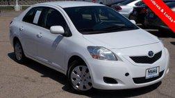2012 Toyota Yaris Unknown