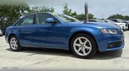 2009 Audi A4 2.0T