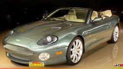 2003 Aston Martin DB7 Vantage Volante