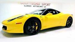 2010 Ferrari 458 Italia Base