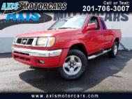 2000 Nissan Frontier XE Desert Runner