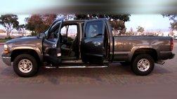 2002 Chevrolet Silverado 1500HD HD LS Crew Cab 2WD