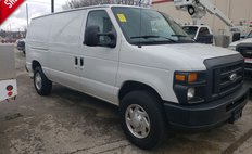 2014 Ford E-250 Cargo Van With Nice Bin Package