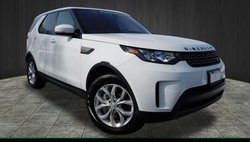 2018 Land Rover Discovery SE