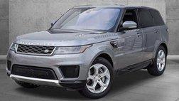 2020 Land Rover Range Rover Sport HSE MHEV