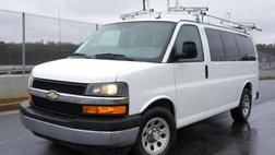 2014 Chevrolet Express LT 1500