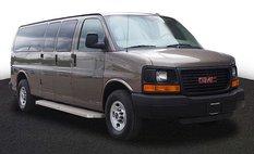 2014 GMC Savana Passenger LS 3500