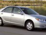 2004 Toyota Camry LE