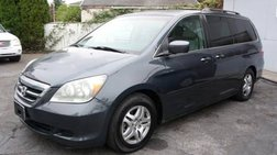 2005 Honda Odyssey EX-L