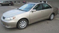 2006 Toyota Camry Standard