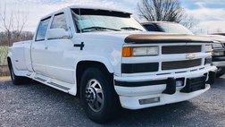 1995 Chevrolet C/K 3500 C3500 Cheyenne