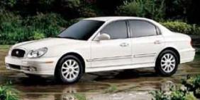 2004 Hyundai Sonata Base