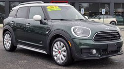 2018 MINI Countryman Cooper ALL4