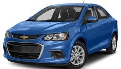 2018 Chevrolet Sonic LS Auto