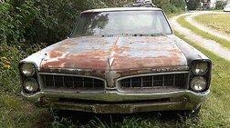1967 Pontiac custom
