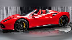 2018 Ferrari 488 Spider Base